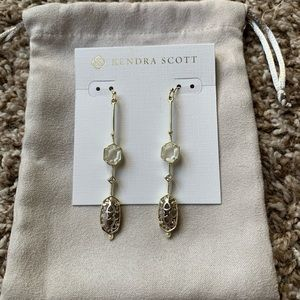 NET Kendra Scott Mary Gene Earrings